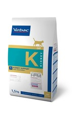 Virbac Virbac Hpm Katze  Kidney Support K1 1,5kg