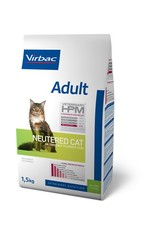 Virbac Virbac Hpm Kat Neutered Adult 1,5kg