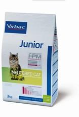 Virbac Virbac Hpm Chat Neutered Junior 3kg