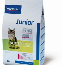 Virbac Virbac Hpm Cat Neutered Junior 3kg