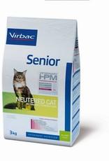 Virbac Virbac Hpm Chat Neutered Senior 3kg
