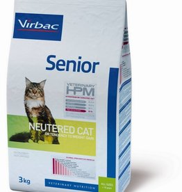 Virbac Virbac Hpm Chat Neutered Senior 3kg