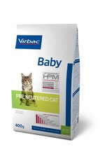 Virbac Virbac Hpm Chat Pre Neutered Baby 0,4kg