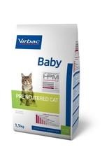 Virbac Virbac Hpm Chat Pre Neutered Baby 1,5kg