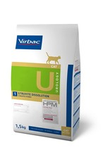 Virbac Virbac Hpm Chat Urology Struvite Dissolution U1 1,5kg