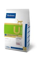 Virbac Virbac Hpm Kat Urology Struvite Dissolution U1 1,5kg