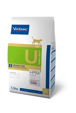 Virbac Virbac Hpm Cat Urology Urinary Wib U3 1,5kg