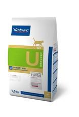 Virbac Virbac Hpm Cat Urology Urinary Wib U3 3kg
