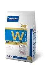 Virbac Virbac Hpm Katze Weight Loss/diabetic W1 3kg