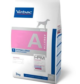 Virbac Virbac Hpm Hund Hypoallergy A1 3kg