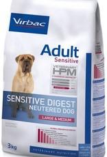 Virbac Virbac Hpm Dog Sensitive Digest Neutered Adult 3kg