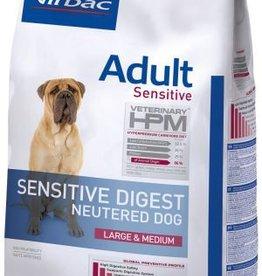 Virbac Virbac Hpm Hond Sensitive Digest Neutered Adult 3kg