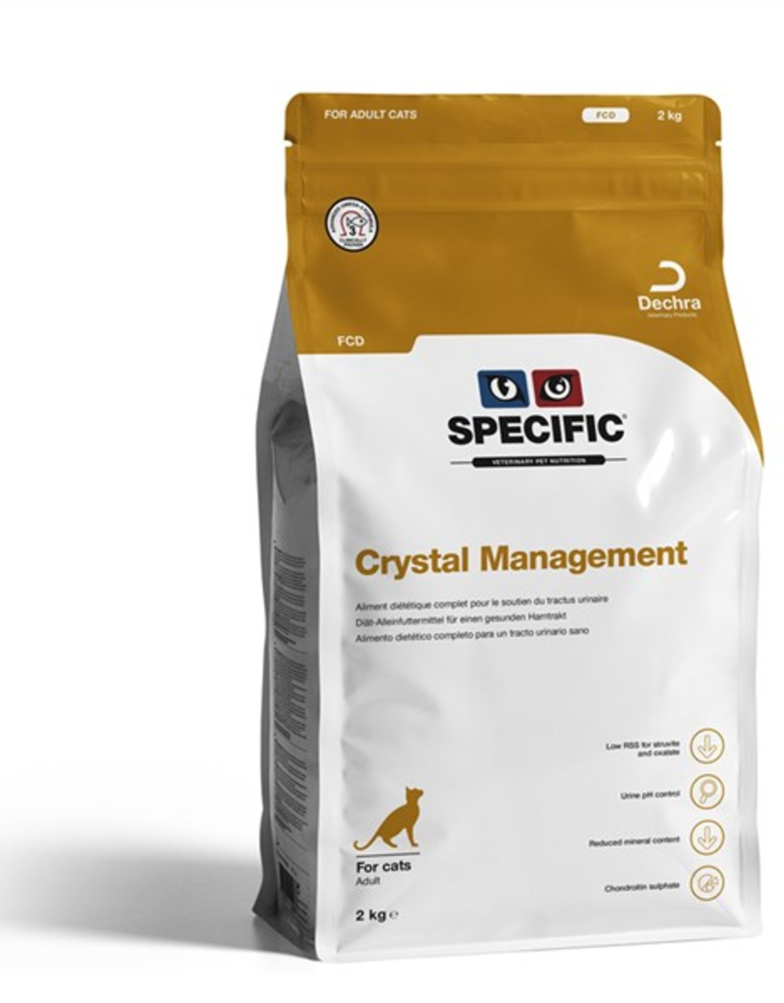 Specific Specific Fcd Crystal Management Chat 2kg
