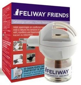 Feliway Friends Verdamper + Vulling 48ml