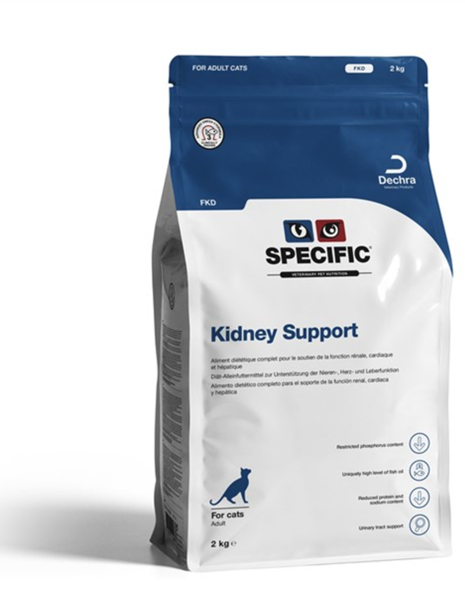 Specific Specific Fkd Kidney Support Chat 2kg
