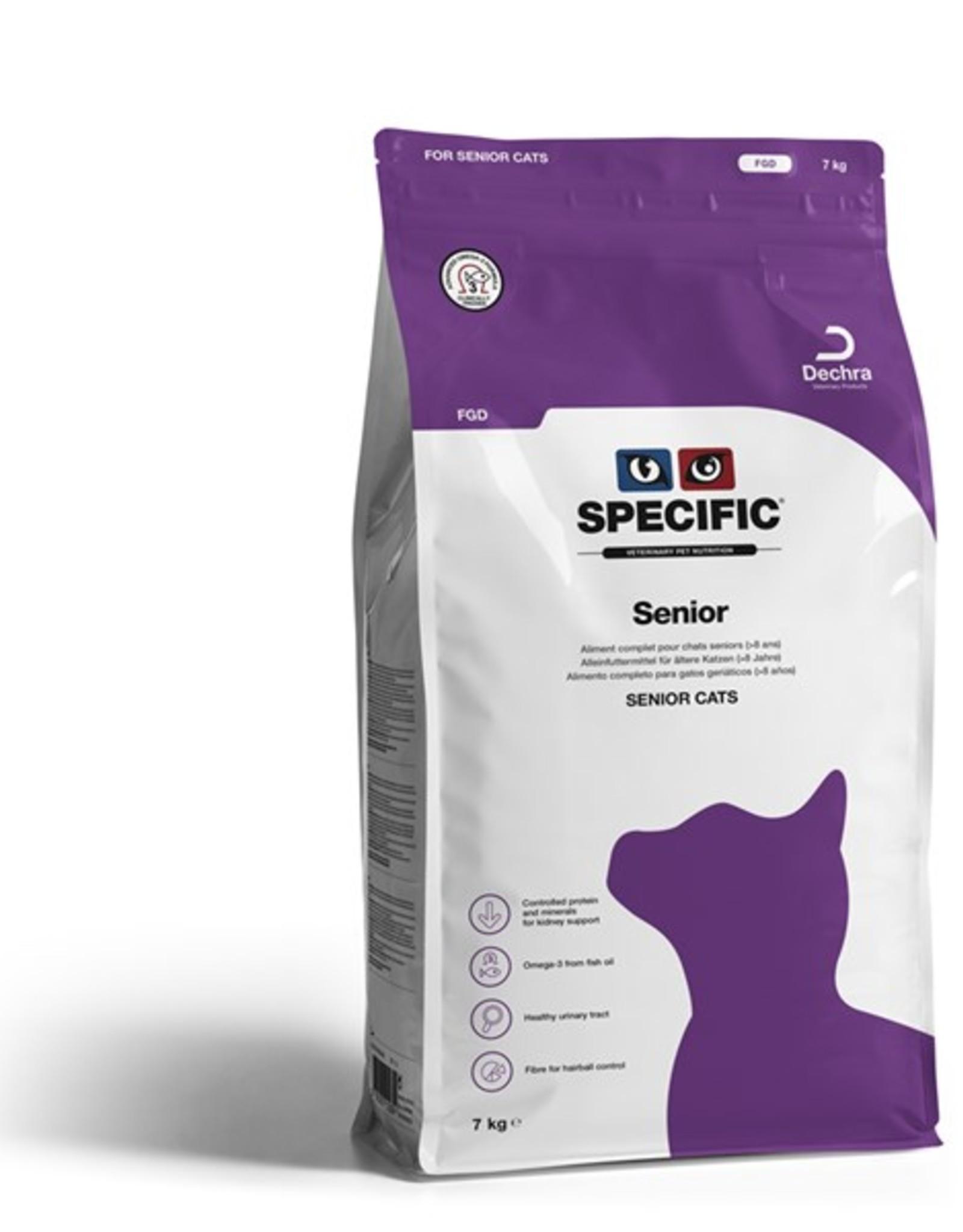 Specific Specific Fgd Senior Cat 7kg