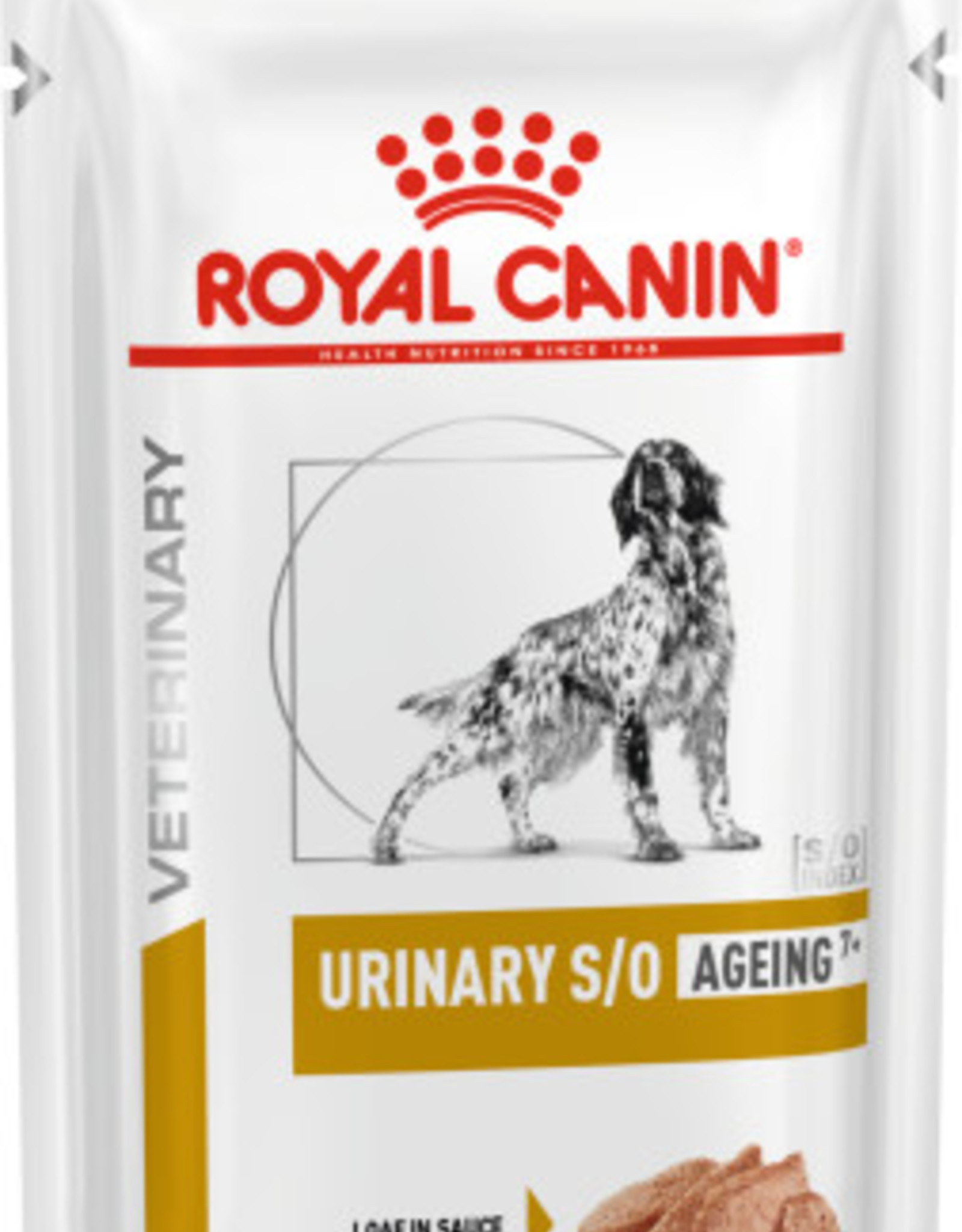 Royal Canin Royal Canin Wet Urinary S/o Ageing Hund 12x85g