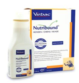 Virbac Virbac Nutribound 3x150ml Chien
