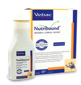 Virbac Virbac Nutribound 3x150ml Hund