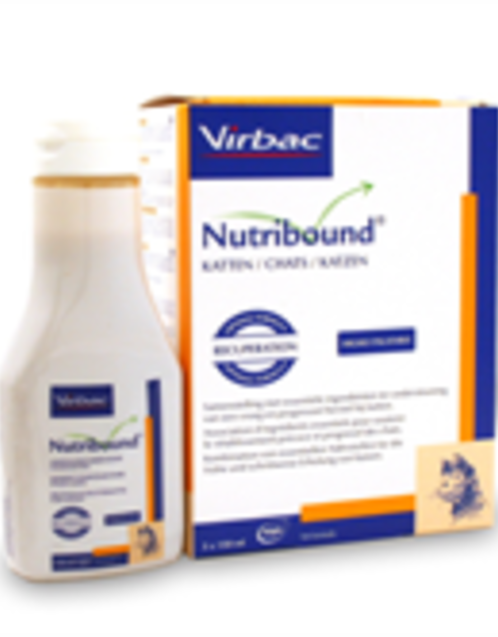 Virbac Virbac Nutribound 3x150ml Kat