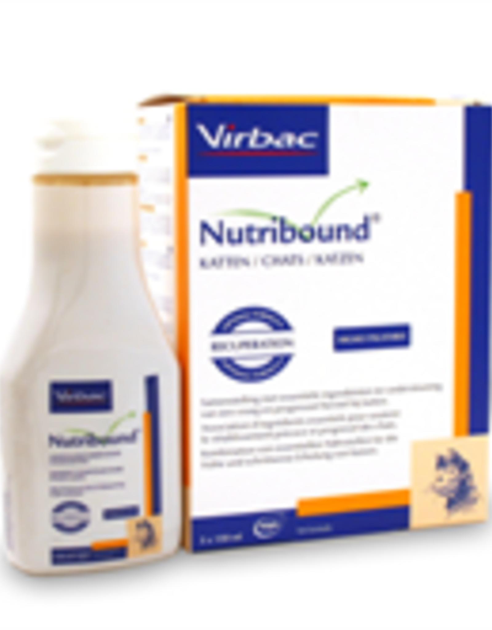 Virbac Virbac Nutribound 3x150ml Katze