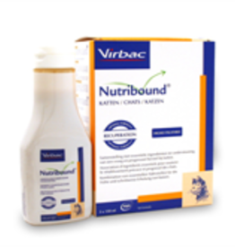 Virbac Virbac Nutribound 3x150ml Cat