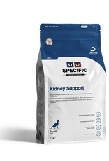 Specific Specific Fkd Kidney Support 4x400gr Cat