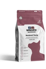 Specific Specific Fnd Neutered Young Kat 4x400gr
