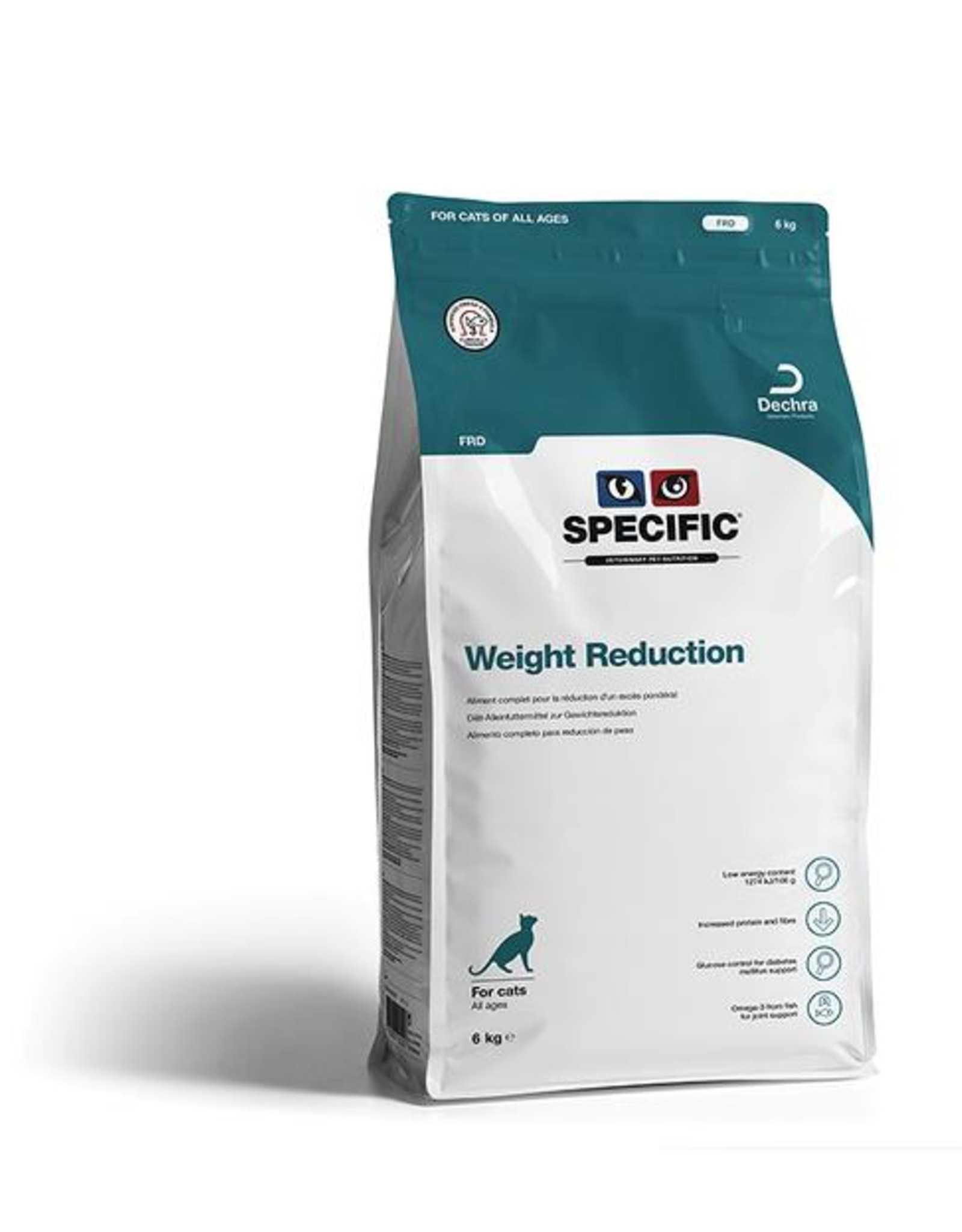 Specific Specific Frd Weight Reduction Katze 6kg