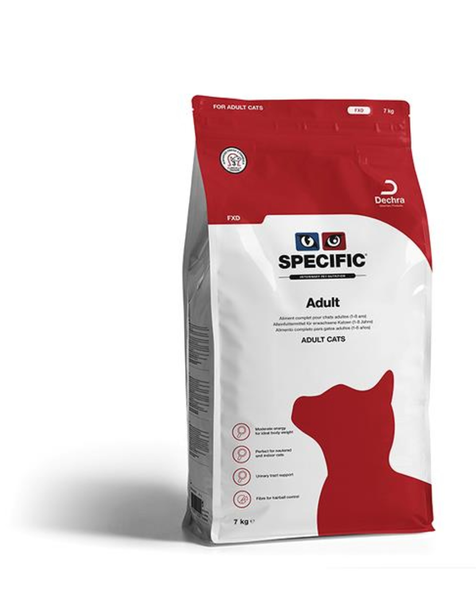 Specific Specific Fxd Adult Katze 4x400gr