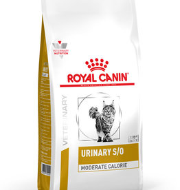Royal Canin Royal Canin Urinary Moderate Calorie 9kg Chat