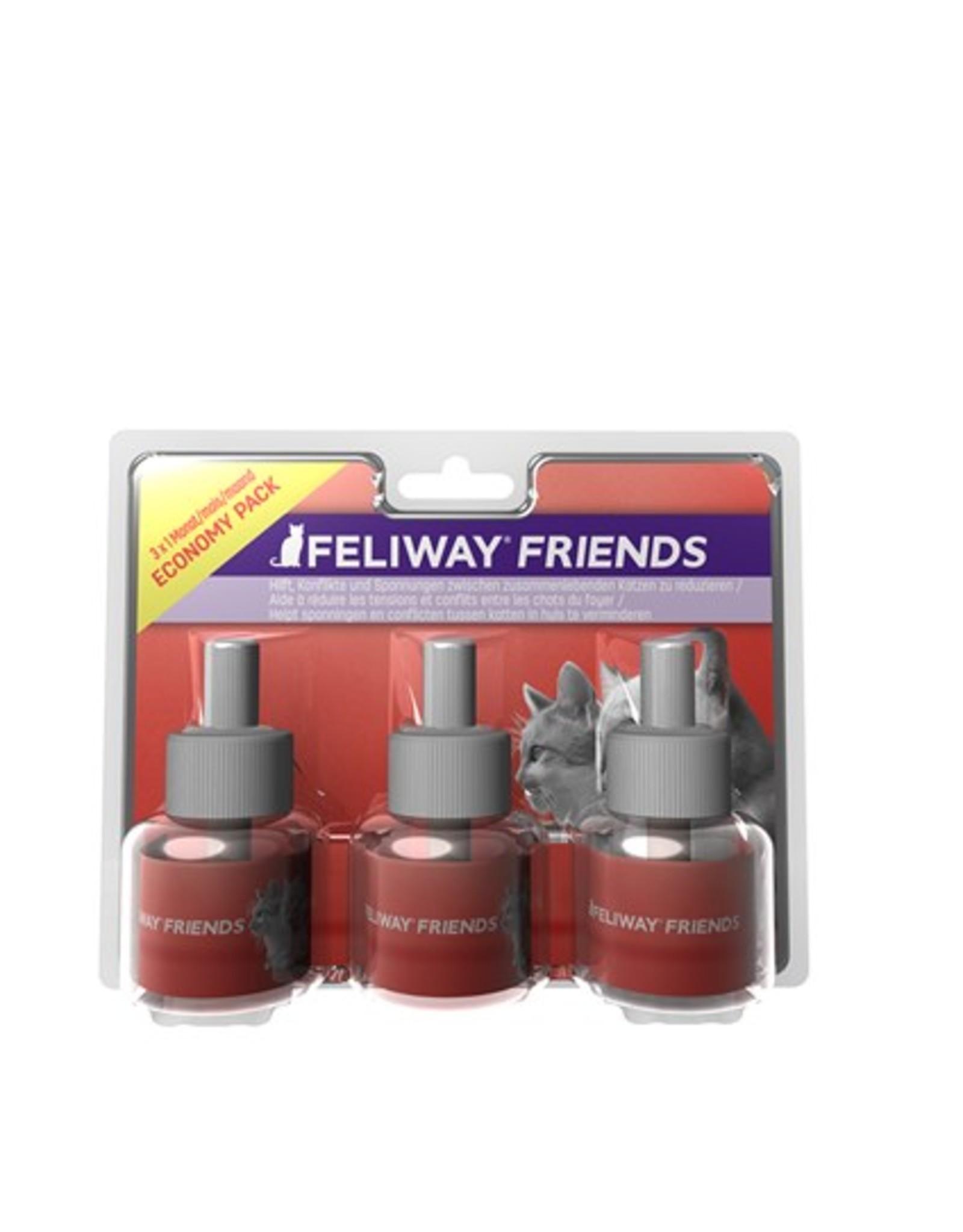 Feliway Friends 3x48ml