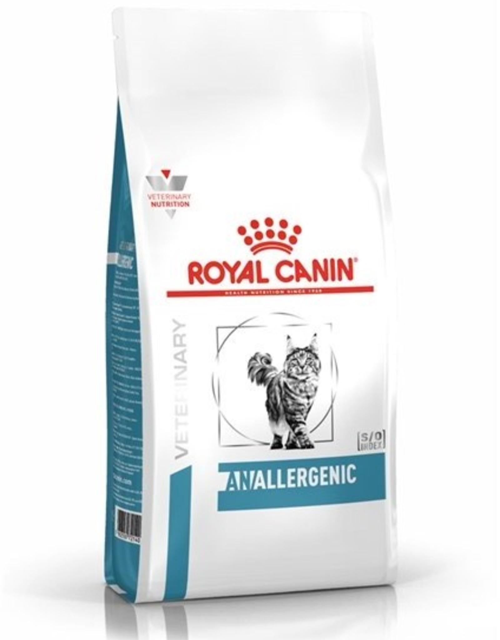 Royal Canin Royal Canin Anallergenic Katze 4kg