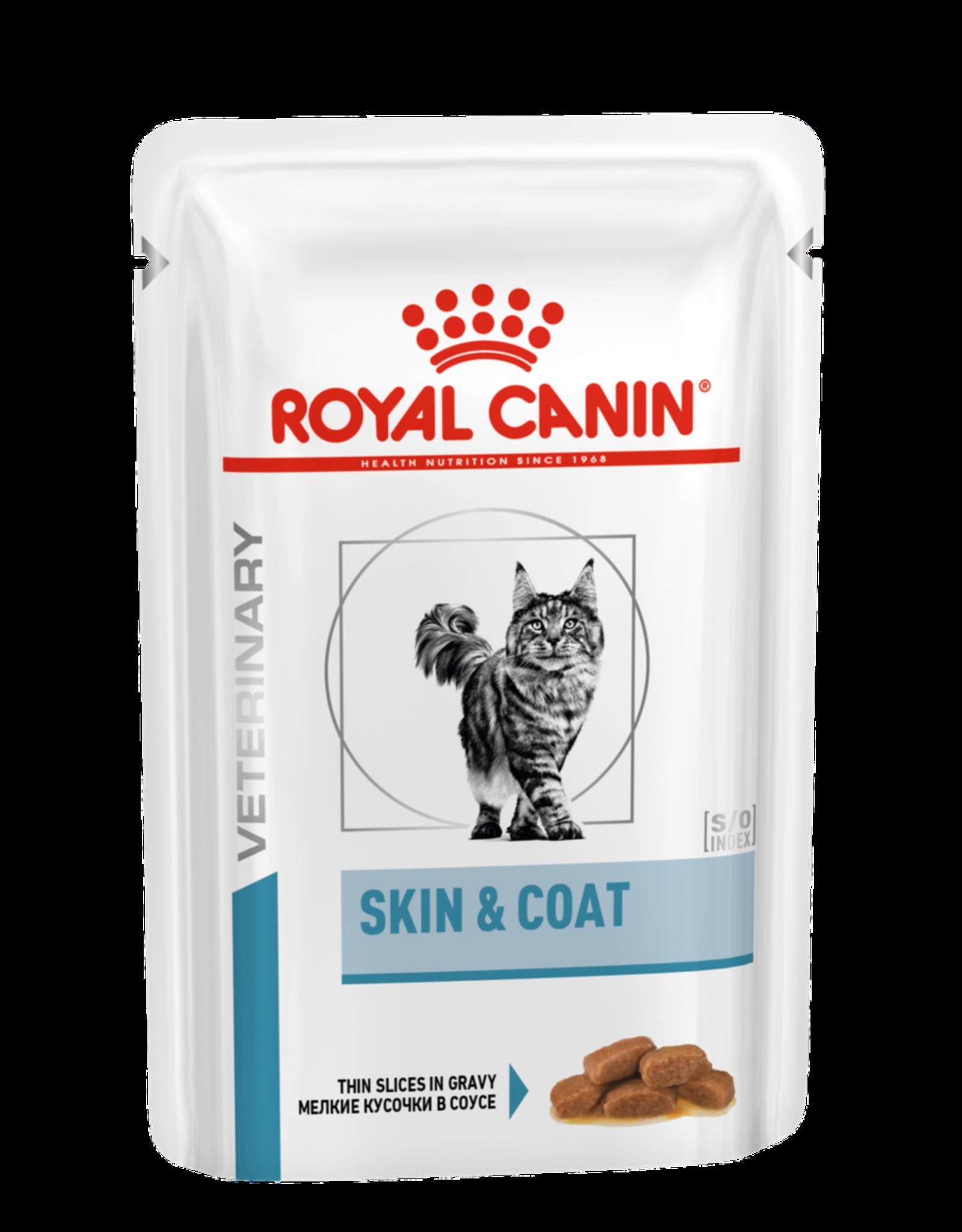 Royal Canin Royal Canin Skin & Coat  Cat 12x85g