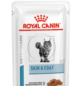 Royal Canin Royal Canin Skin & Coat  Cat 12x85g