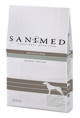 Sanimed Sanimed Intestinal With Insect Hond 12.5kg