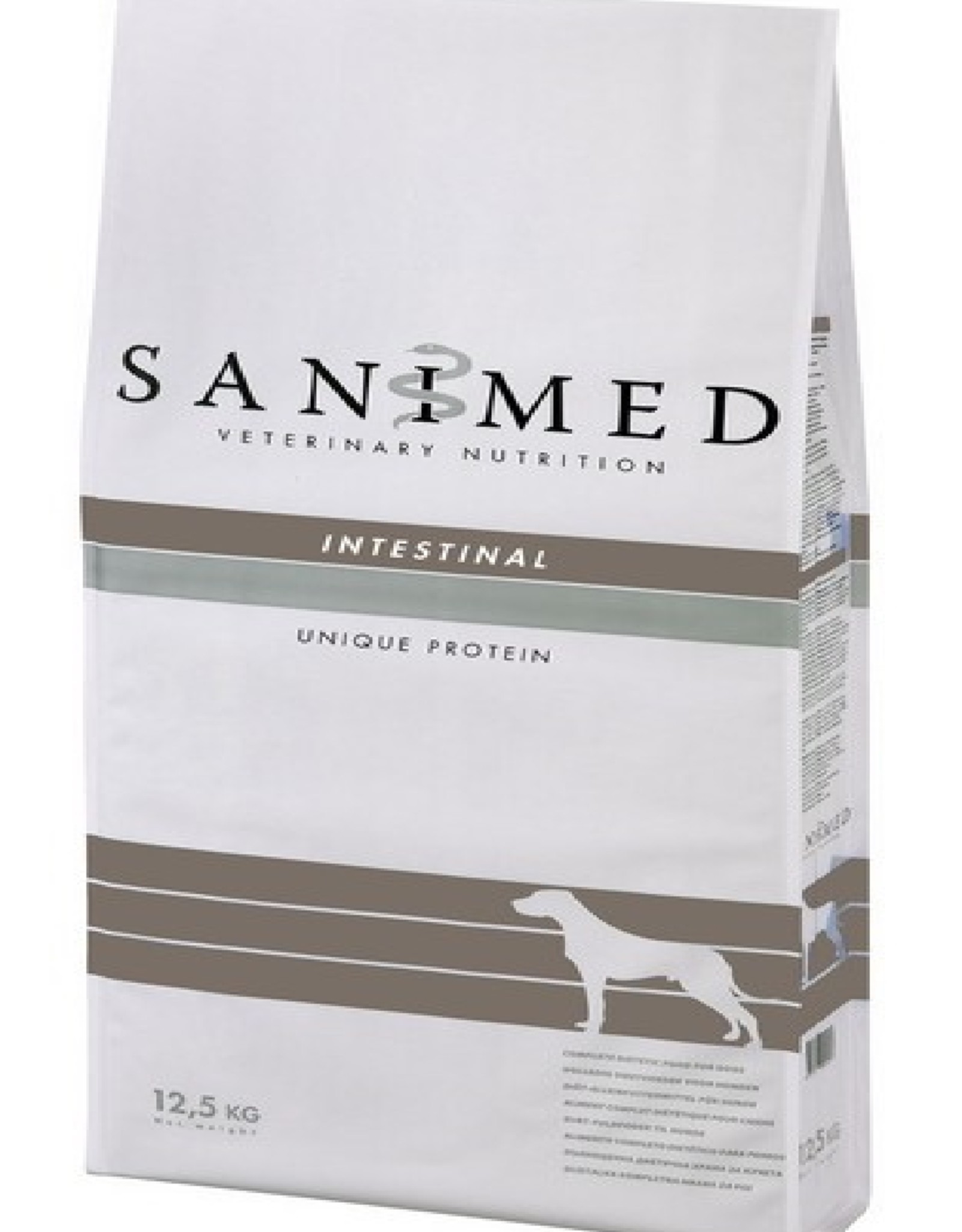 Sanimed Sanimed Intestinal With Insect Hund 12.5kg
