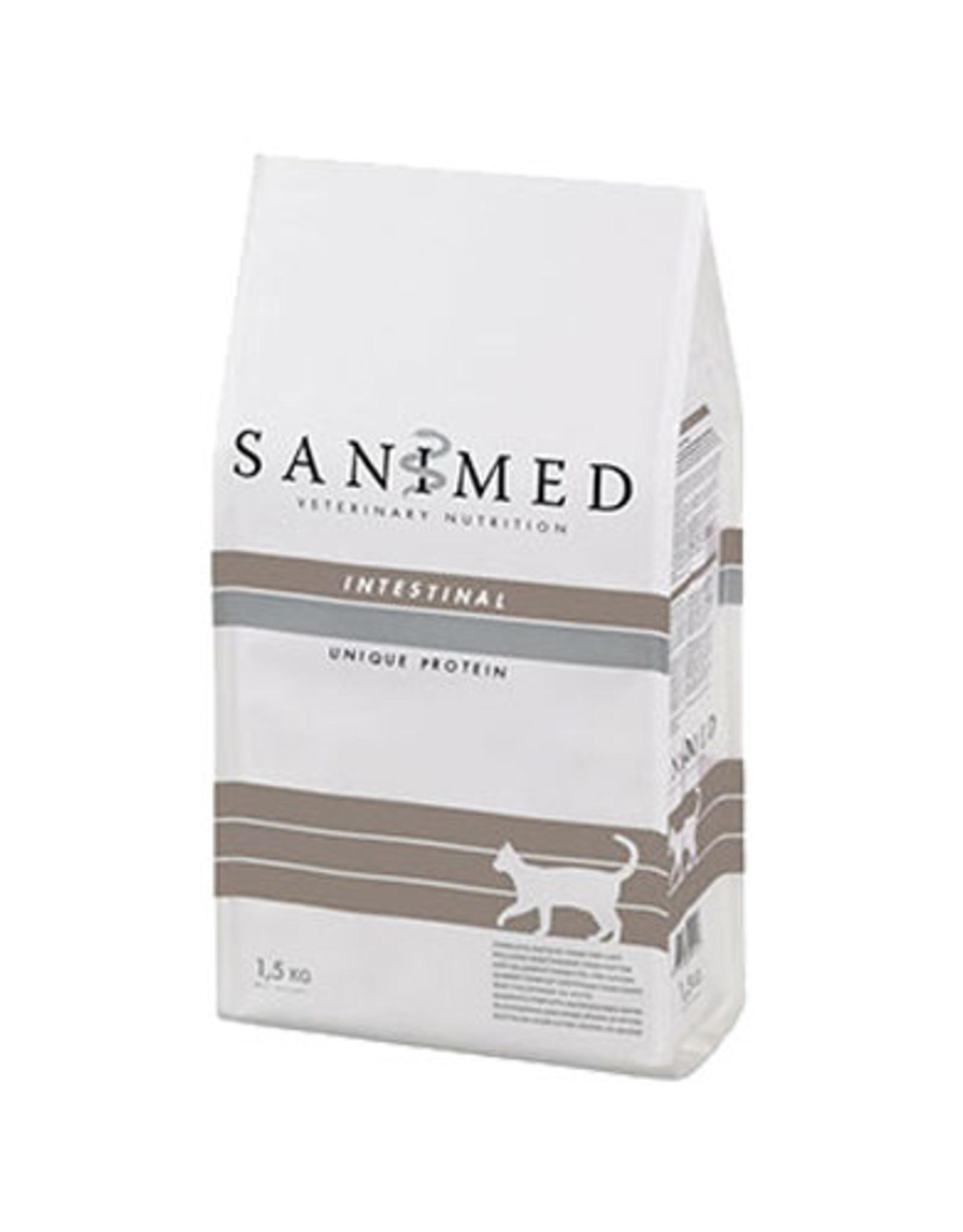 Sanimed Sanimed Feline Intestinal With Insect Kat 1.5kg