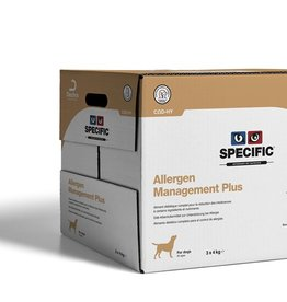 Specific Specific Cod-hy Allergy Management 3x4kg