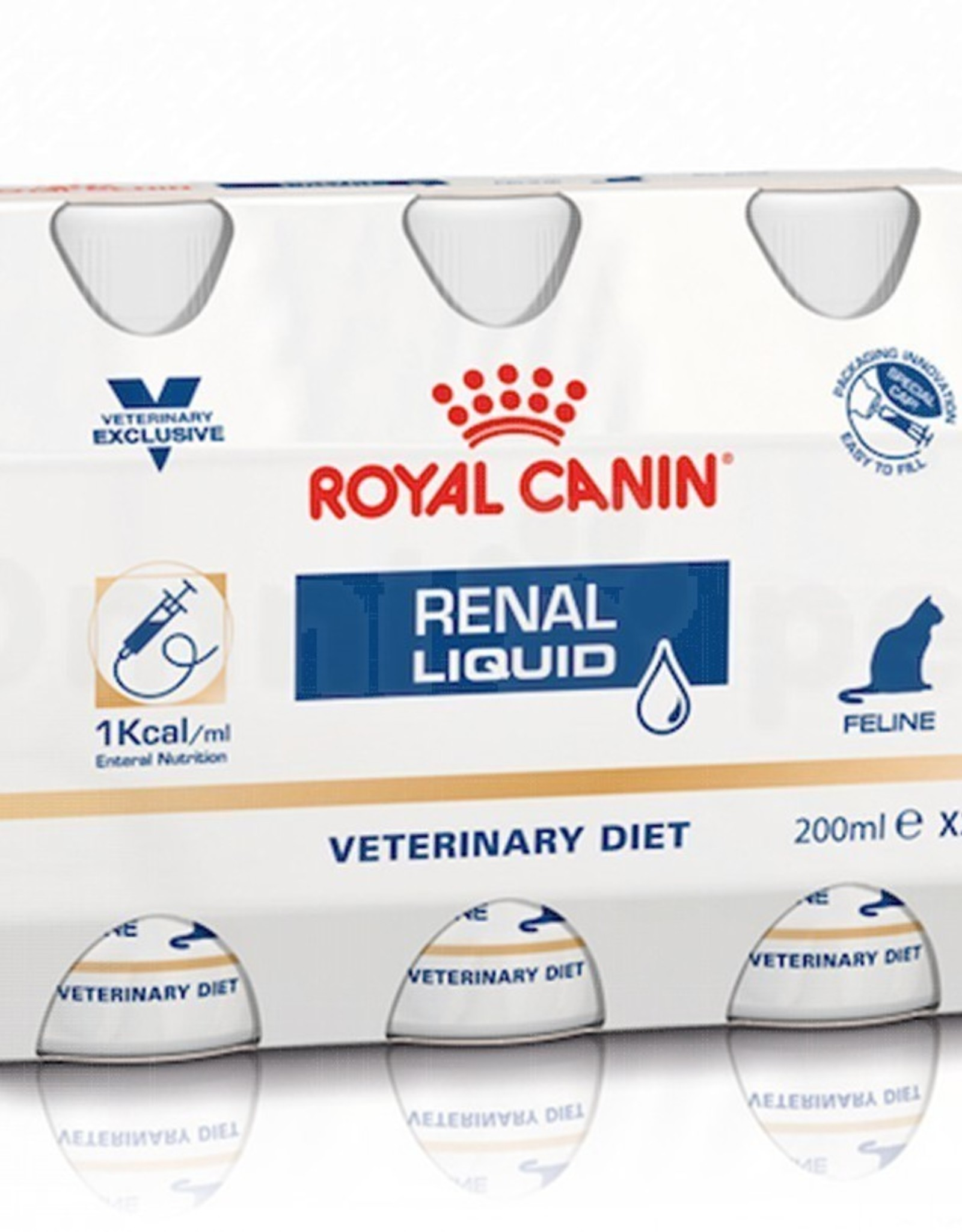 Royal Canin Royal Canin Renal Liquid Katze 3x200ml