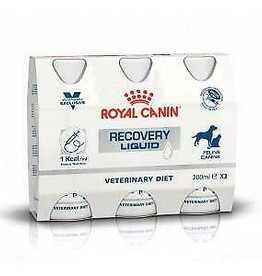 Royal Canin Royal Canin Recovery Liquid Chien/chat 3x200ml