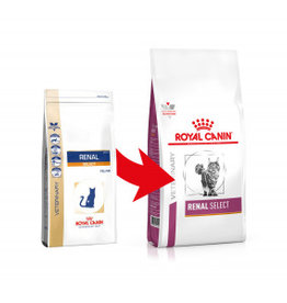 Royal Canin Royal Canin Vdiet Renal Select Chat 500g