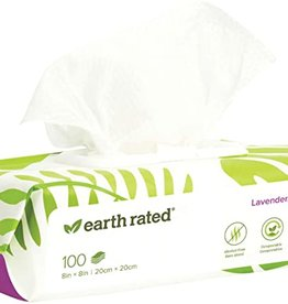 Earth Rated Earth Rated Dog Wipes Lavender