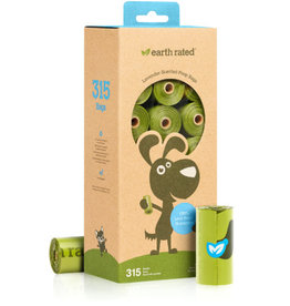 Earth Rated Earth Rated 315 Poopbags Unscented