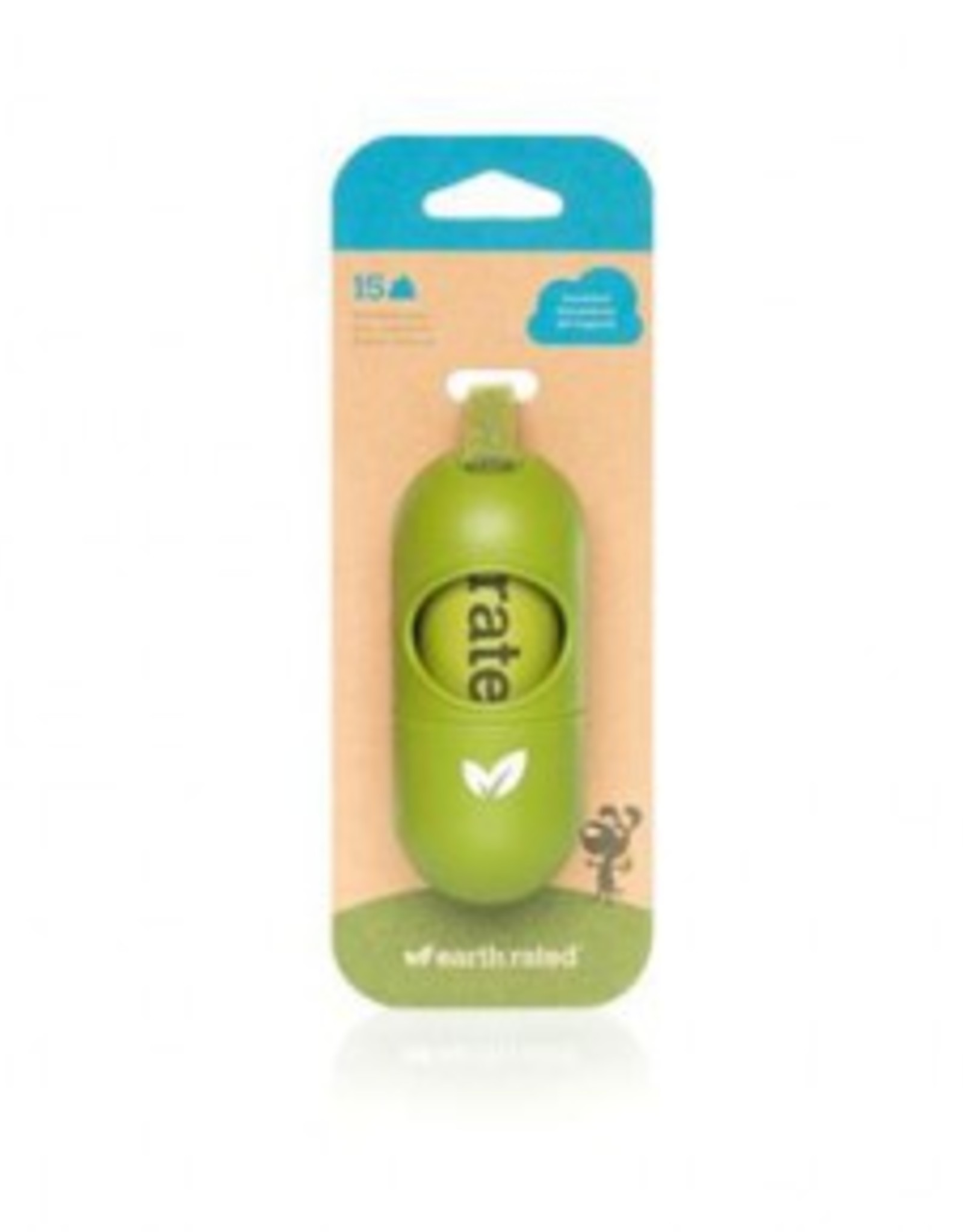 Earth Rated Earth Rated 15 Poopbags Dispenser Unscented