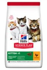 Hills Sp Feline Kitten Chicken 1.5kg