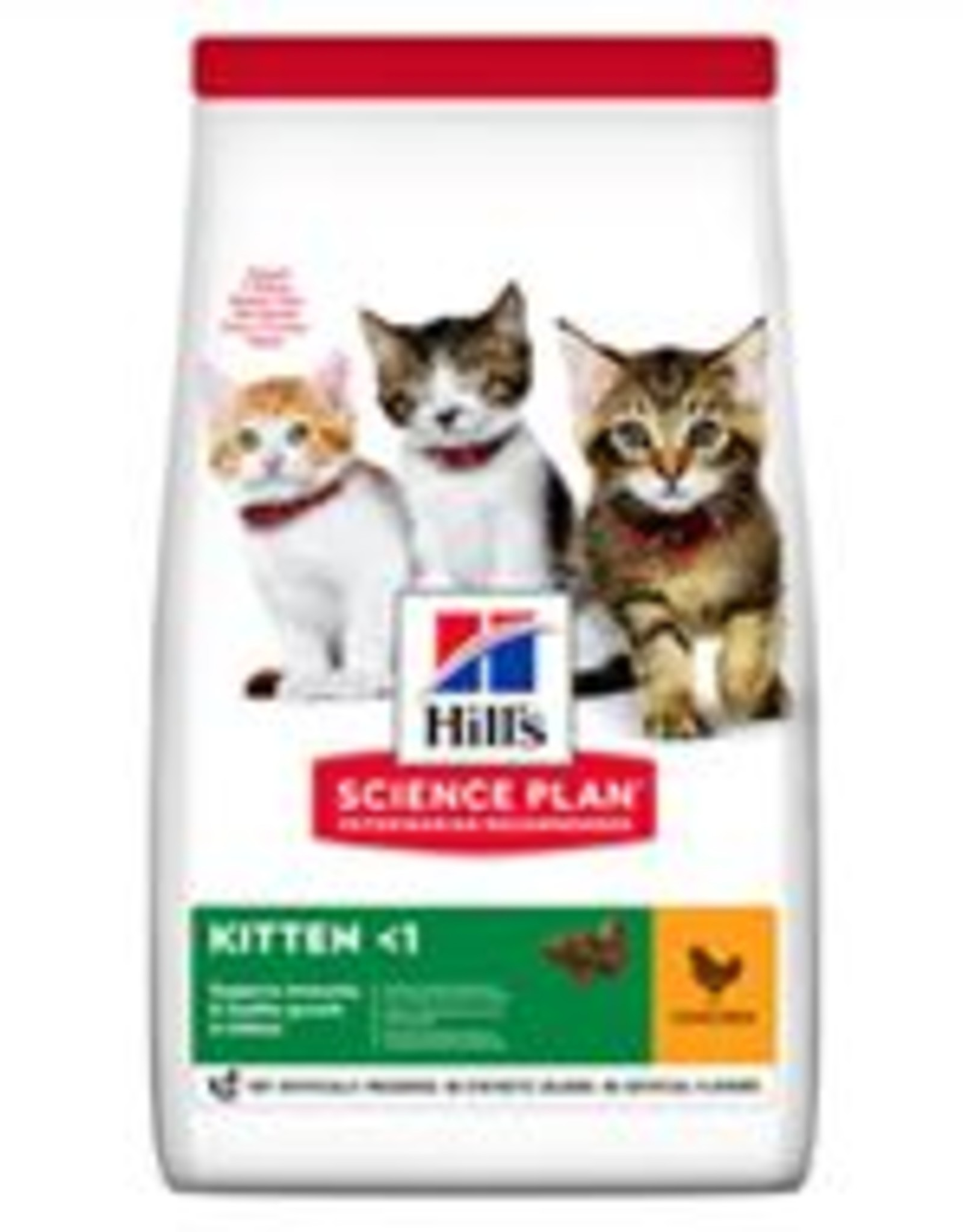 Hills Sp Feline Kitten Chicken 1,5kg