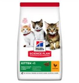 Hills Sp Feline Kitten Chicken 1,5kg
