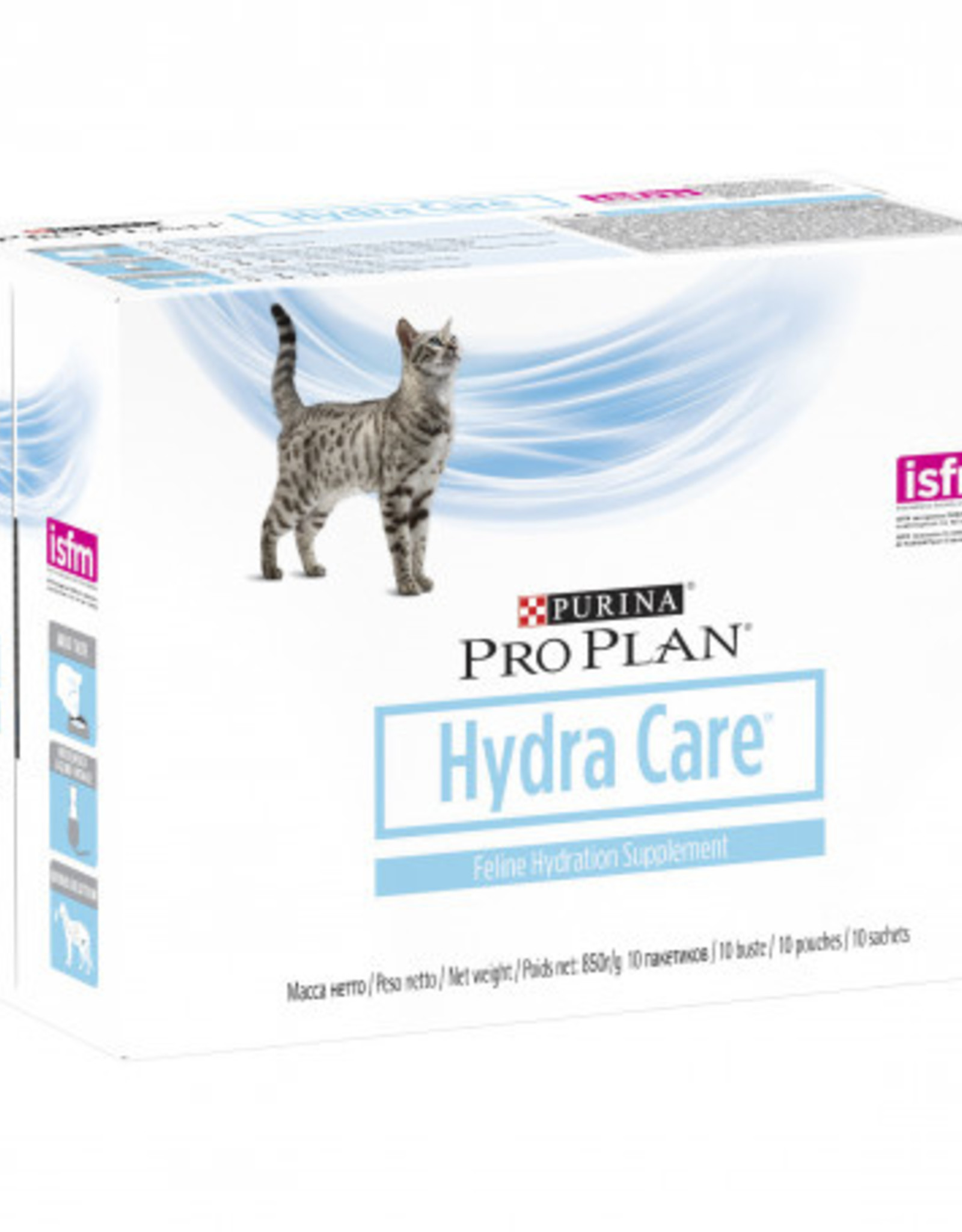Purina Proplan Veterinary Diets Feline Hydra Care - 10 x 85g