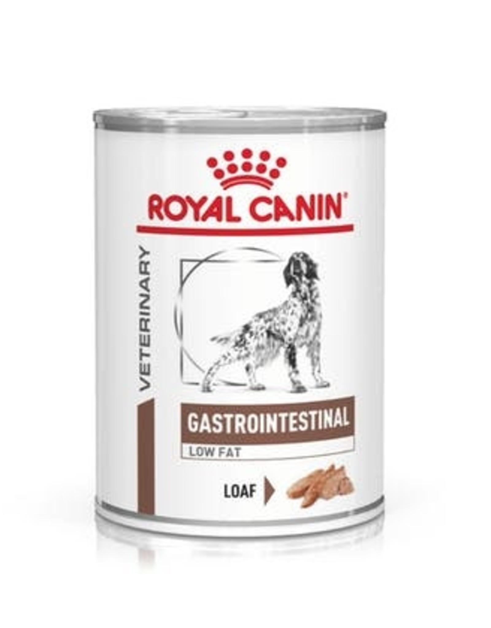 Royal Canin Royal Canin Gastro Intestinal Low Fat Hond 12x410gr